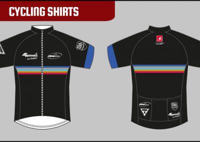 Cycling Wear Freeriders MHW 02-2018