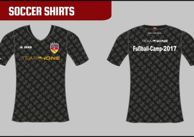 Soccer Shirt Fußball Camp 02-2018